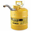 Justrite Type II AccuFlow™ Safety Cans JUS 400-7250230