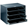 tool storage: Klein Tools - 4-Box Slide Racks