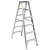 Louisville Ladder AM1000 Series Master Aluminum Twin Front Step Ladders ORS 443-AM1003