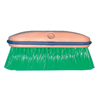 cleaning chemicals, brushes, hand wipers, sponges, squeegees: Magnolia Brush - Vehicle Washing Brushes, 8 In, 2 1/2 In Trim L, Green Flagged Nylon