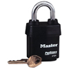 Master Lock Weather Tough® Padlocks MST 470-6127LJ