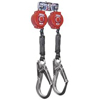 Miller by Sperian Twin Turbo™ Fall Protection Systems MLS 493-MFLB-12/6FT