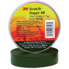 3M Electrical Scotch® Super Vinyl Electrical Tapes 88 ORS 500-10323
