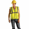 OccuNomix Class 2 Solid Vest OCC 561-ECO-G-OL/XL