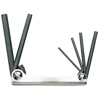 Proto 6 Piece Long Folding Hex Key Sets PTO 577-4973
