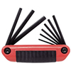 Proto 9 Pc. Folding Hex Key Sets PTO 577-4993