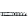 Proto Torqueplus™ 15 Piece Metric Socket Sets PTO 577-54206