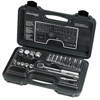 Blackhawk 20 Piece Deep & Standard Socket Sets BLH 578-3820NB