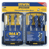 IV Supplies Extension Sets: Irwin - Speedbor MAX Spade Bit Sets