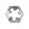 Irwin High Carbon Steel Fractional Hexagon Dies IRW 585-8465