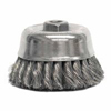 Paint Paint Supplies Paints: Weiler - Heavy-Duty Knot Wire Cup Brushes