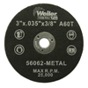 Weiler Vortec Pro™ Small Type 1 Reinforced Wheels WEI 804-56062