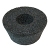 Bee Line Cup Wheel W/Out Steel Safety Back, 4 Dia, 2 Thick, 5/8-11 Arb, A16Q Grit, T11 BEE 903-0004