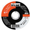 Bee Line Depressed Center Cut-Off Wheel, 4 1/2 Dia, .045 Thick, 7/8 Arbor, 46 Grit BEE 903-27RC457