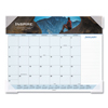 At A Glance AT-A-GLANCE® Motivational Panoramic Desk Pad AAG 89801