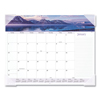 At A Glance AT-A-GLANCE® Landscape Panoramic Desk Pad AAG 89802