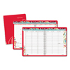 At A Glance AT-A-GLANCE® Playful Paisley Weekly/Monthly Appointment Book and Planner AAG 952P905