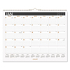 At A Glance AT-A-GLANCE® Contemporary Medium Monthly Wall Calendar AAG PM8X28