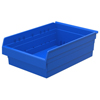 Akro-Mils ShelfMax8™ Bins - 4 per Case AKR 30814BLUE CS