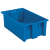 storage: Akro-Mils - 18 inch Nest & Stack Totes