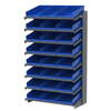 Akro-Mils 18 Deep Pick Rack Single-Sided - 18 D x 36 W x 60 H AKR APRS18178B