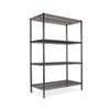 Shelving Units Steel Shelving: Alera® Wire Shelving Starter Kit