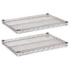 Shelving Units Steel Shelving: Alera® Wire Shelving Extra Wire Shelves