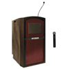 AmpliVox AmpliVox® Pinnacle Multimedia Lectern APL SW3250MH