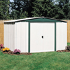 storage shed: Arrow Sheds - Hamlet 10'x8'