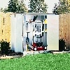 Storage Sheds: Arrow Sheds - Garden Shed 8'x3'