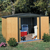 storage shed: Arrow Sheds - Woodlake 6'x5'