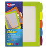 Avery Avery® Big Tab™ Ultralast™ Plastic Dividers AVE 24900