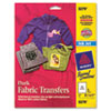 Paper & Printable Media: Avery® Dark T-Shirt Transfers