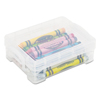 Desk Accessories and Workspace Organizers: Advantus® Super Stacker Crayon Box