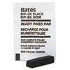 GBC GBC® Ready-Inked Pad for Standard and Dropped Cipher Numbering Machines AVT 9808196