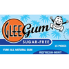 snacks: Glee Gum - Refresh Mint-Sugar Free