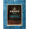 jerky: Krave - Lemon Garlic Turkey Jerky