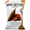 Way Better Snacks Simply Sweet Potato Sprouted Tortilla Chips BFG 25678