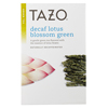 Tazo Teas Lotus Blossoms Green Decaffeinated Tea BFG 25787