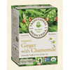 Traditional Medicinals Organic Ginger with Chamomile Tea BFG 28951