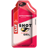 Clif Bar Strawberry Clif Shot Energy Gel with Caffeine BFG 53073