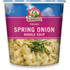 quick meals: Dr. McDougall's - Gluten Free Spring Onion