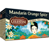 Celestial Seasonings Mandarin Orange Spice Herbal Tea BFG 63481
