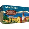 Celestial Seasonings Mint Magic Herbal Tea BFG 63491