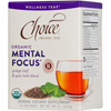 Choice Organic Teas Mental Focus Tea BFG 67324