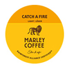 kcups: Marley Coffee - Catch a Fire Light Roast Single Serve Coffee