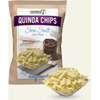 organic snacks: Simply 7 - Sea Salt Quinoa Chips