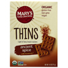 Mary's Gone Crackers Thins BFG 80166