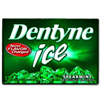 Cadbury Adams Dentyne Gum Ice Spearmint BFV AMC31500-BX