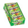 snacks: Cadbury Adams - Trident Gum Watermelon Twist 18pc